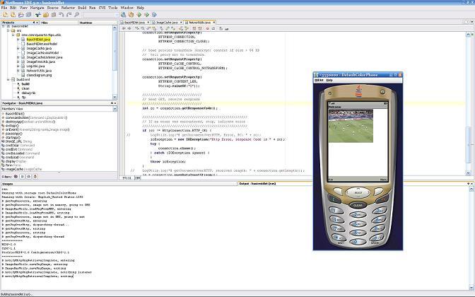 NetBeans 5 WTK